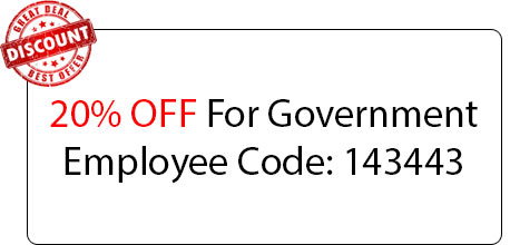 Government Employee 20% OFF - Locksmith at Waukegan, IL - Locksmith Waukegan Il