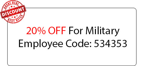 Military Employee 20% OFF - Locksmith at Waukegan, IL - Locksmith Waukegan Il