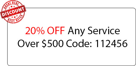 Over 500 Dollar 20% OFF - Locksmith at Waukegan, IL - Locksmith Waukegan Il